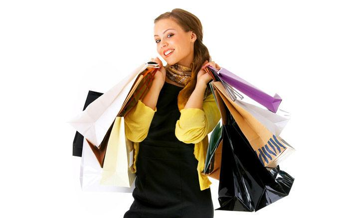O sesiune de shopping poate fi declarată reușită, doar după ce știi tot ce se vinde prin magazine.