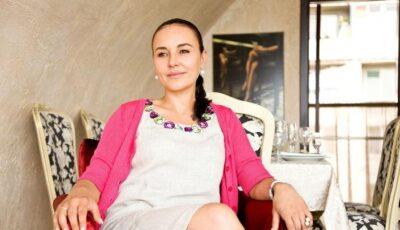 Alina BUDU – Doamna care stârneşte poftele!