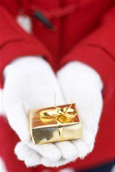 Foto: Cum oferi și primești cadourile!