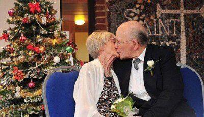 S-au căsătorit după 33 de ani de logodnă!