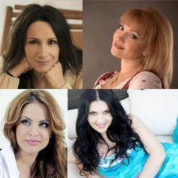 Foto: Nelly Ciobanu, Nata Albot, Larisa Busuioc şi Adriana Ochişanu slăbesc sănătos!