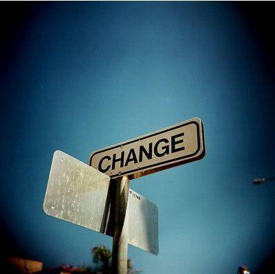 Puterea de a-ţi asuma o schimbare în viaţă!