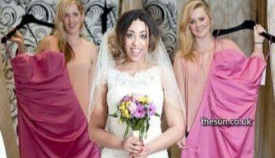 Am organizat nunta, caut mire!