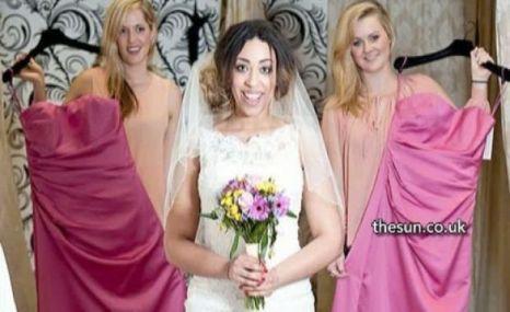 Foto: Am organizat nunta, caut mire!