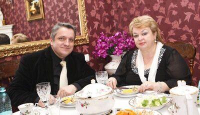 Cum posteşte familia lui Andrei Porubin!
