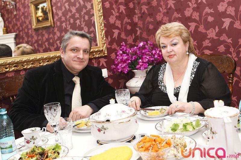 Foto: Cum posteşte familia lui Andrei Porubin!
