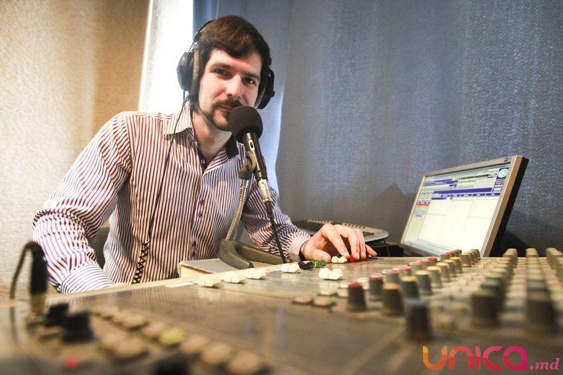 Dmitrii Spivacov – DJ-ul  cu cea mai sexy voce!