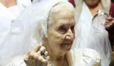 Mireasă la 100 de ani!