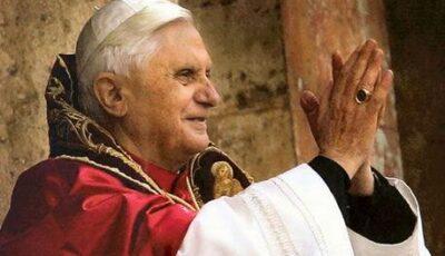 Parfumul Papei!