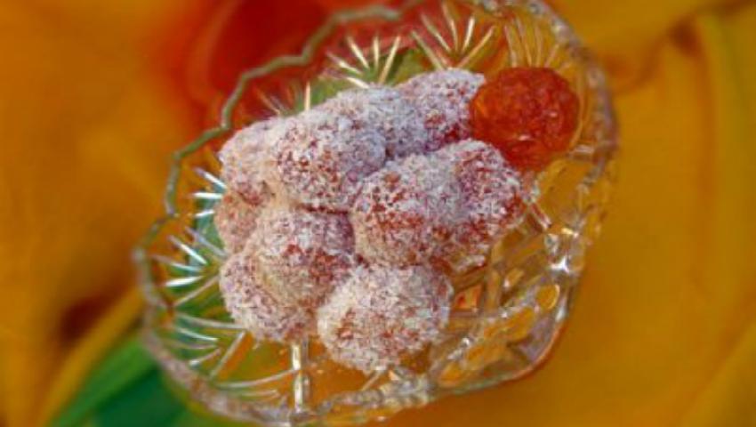Foto: Marmeladă de morcovi (desert de post)