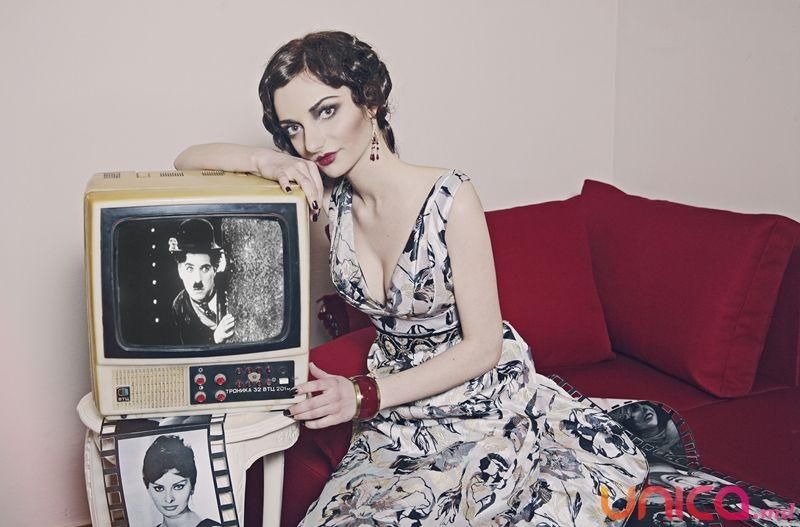 Alina Grigoraş – fata cu suflet de artist!