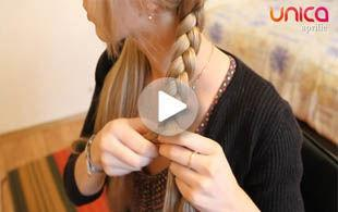 Foto: Părul împletit va fi mereu în vogă!