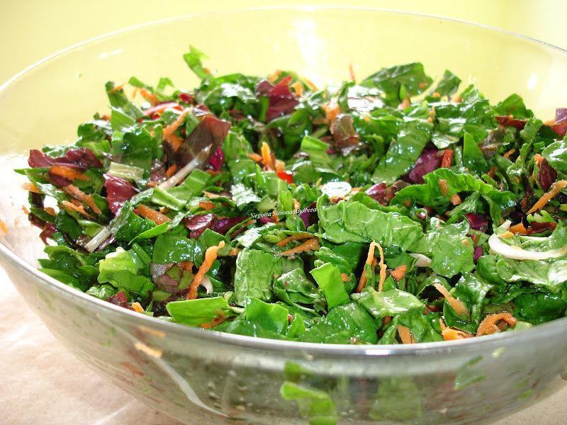 salata de spanac (1)