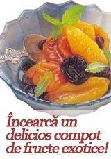 Foto: Încearcă un delicios compot de fructe exotice