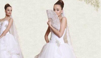 10 rochii de mireasă pentru o nuntă de vară!