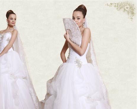 Foto: 10 rochii de mireasă pentru o nuntă de vară!