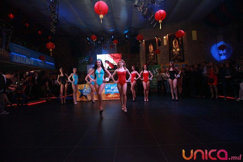 Foto: Miss ULIM 2012. Concursul unde frumusețea este la ea acasă