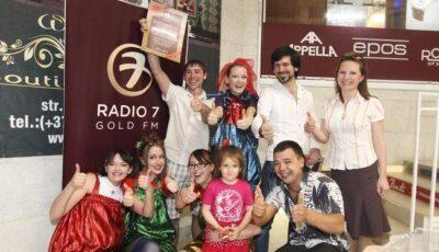 """O călătorie în Grecia, împreună cu """"Sun City""""  şi Radio 7"""