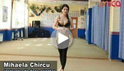 Primele elemente pentru un belly dance senzual!