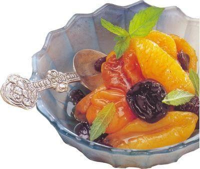 Încearcă un delicios compot de fructe exotice