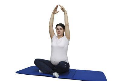 6 exerciții pentru o sarcină ușoară!