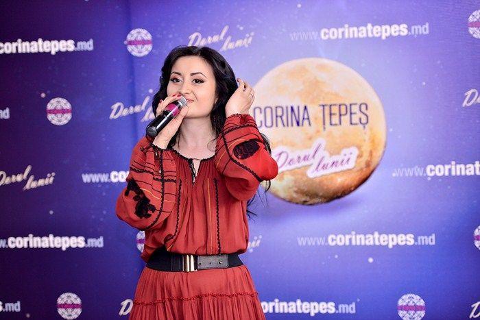 Corina Ţepeş a primit la ziua ei două diamante…creative!!!