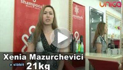 """Xenia Mazurchevici: """"Mă simt deosebită""""!"""