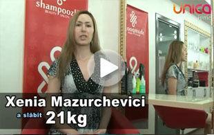 """Foto: Xenia Mazurchevici: """"Mă simt deosebită""""!"""