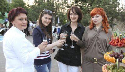 """Stropi de şampanie şi eleganţă la hotelul """"Prezident"""""""