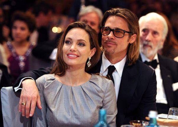 Angelina şi Brad se vor căsători în Marea Britanie!