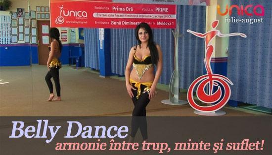 Foto: Belly Dance- armonie între trup, minte şi suflet!