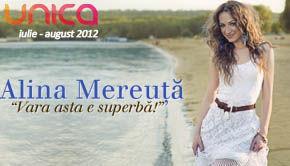 Alina Mereuță: Vara asta e superbă!