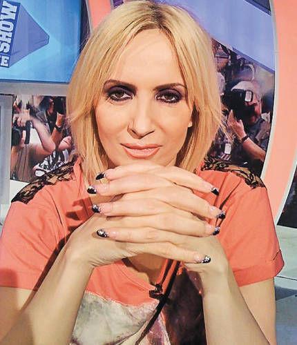 Daniela Györfi a dat 1.000 € pe unghii