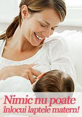 Foto: Nimic nu poate înlocui laptele matern!