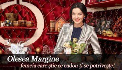 Olesea Margine – femeia care ştie ce cadou ţi se potriveşte!
