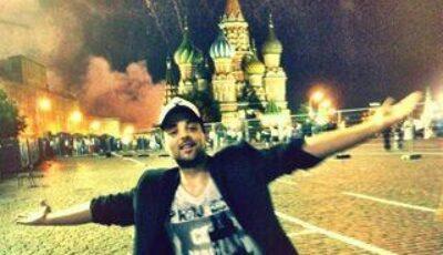 Tudor Ionescu (Fly Project), reţinut la o secţie de poliţie din Rusia! Află ce a păţit solistul!