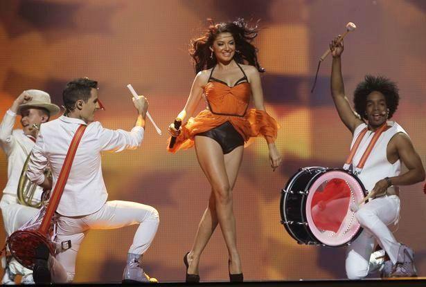 Foto: Trupa Mandinga au pierdut din imagine după Eurovision!