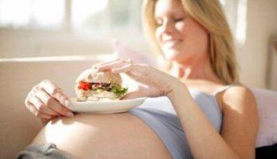 Alimentează-te corect în timpul sarcinii!