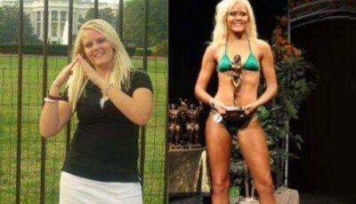 Inedit: Trei obeze care s-au transformat în fotomodele