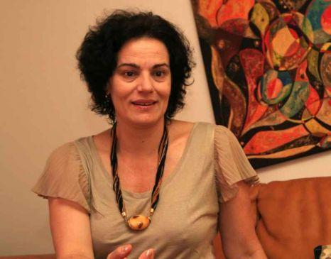 Foto: Maia Morgenstern, într-o poveste de dragoste cu Sharon Stone şi Andy Garcia, în Bucureşti