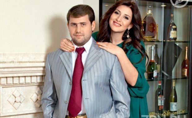 Foto: Milionarul Ilan Shor și Jasmin fericiţi ca în prima zi!