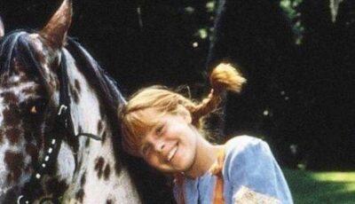 SIGUR ai văzut măcar un episod din serialul cu ea! Nu o să îţi vină să crezi cum arată Pippi în ziua de azi!