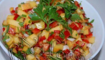 Salată salsa!