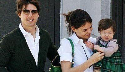 Tom Cruise vrea să câștige custodia micuței Suri în același fel în care a câștigat și în divorțul de Nicole Kidman!