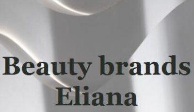 Beauty brands Eliana