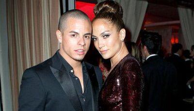 """Casper Smart : """"J.Lo mă înşală cu Enrique Iglesias!"""""""