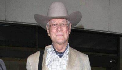 Larry Hagman suferă de cancer de prostată