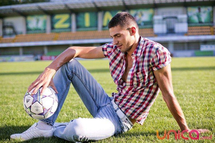 Nicolae Calancea – fotbalistul care stârnește admirația fanilor și fanteziile fetelor!