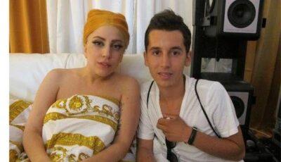 Un român în pat cu Lady Gaga