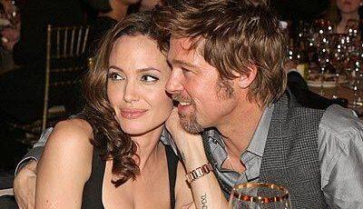 Cum se alintă Angelina Jolie şi Brad Pitt